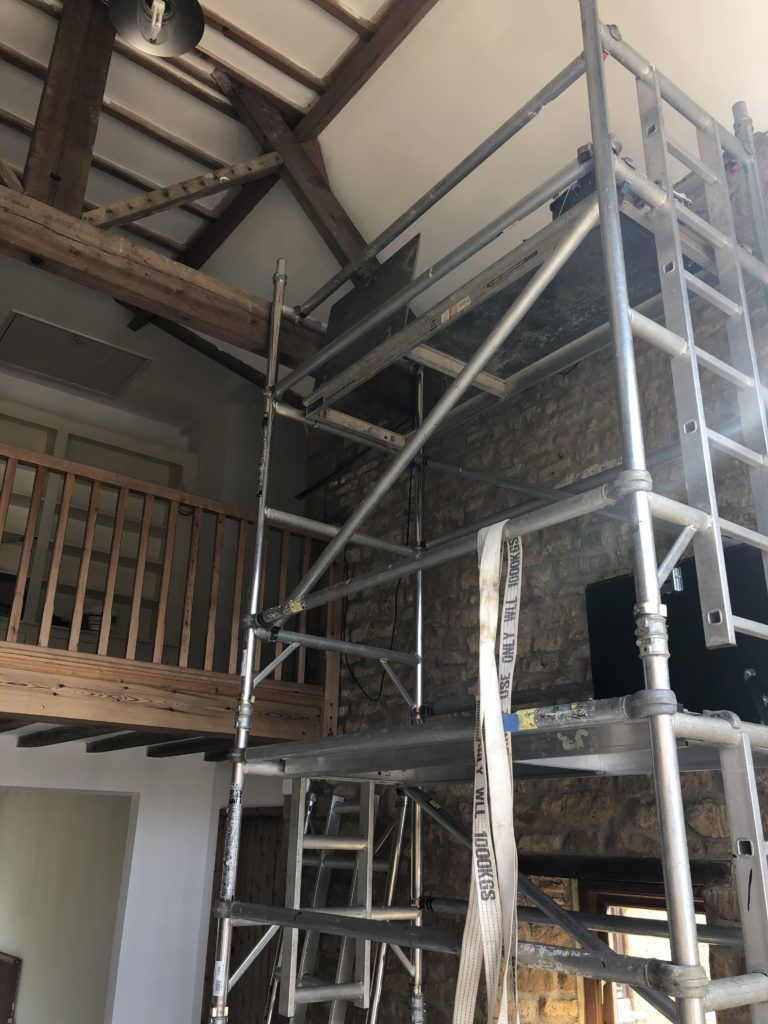 Read more about the article Oxfordshire Barn refurbishment