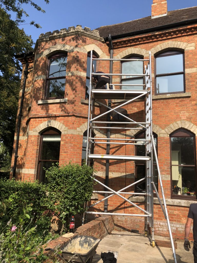 Read more about the article External Redecoration